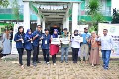 Foto Bersama dengan para pemenang pameran