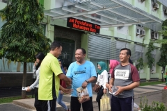 UNAS Gelar Senam Bersama Tingkatkan Kinerja dan Semangat Kerja 35