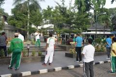 UNAS Gelar Senam Bersama Tingkatkan Kinerja dan Semangat Kerja 4