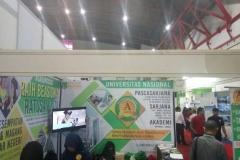 Promosi Universitas Nasional di JiExpo Kemayoran 2018 4