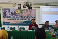 Unas & Komnas HAM adakan Diskusi tentang HAM di UNAS (1)