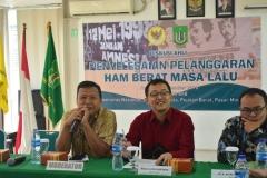 Unas & Komnas HAM adakan Diskusi tentang HAM di UNAS (3)