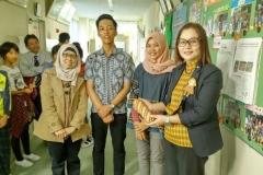 Unas_ foto bersama perwakilan jepang