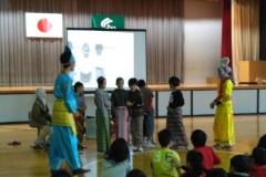 Unas_saat pementasan budaya Indonesia di jepang