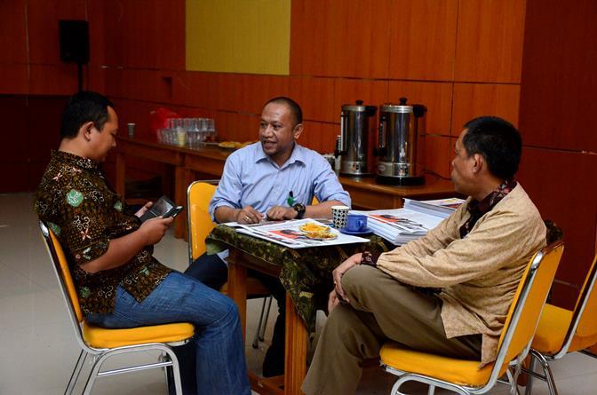 UNAS_Pelatihan Jurnalistik 12