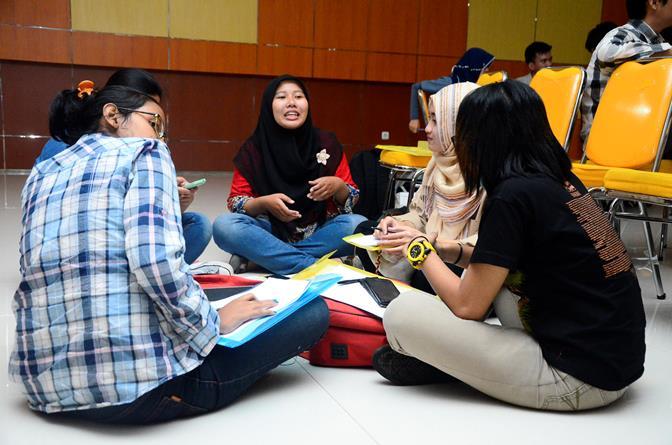 UNAS_Pelatihan Jurnalistik 16