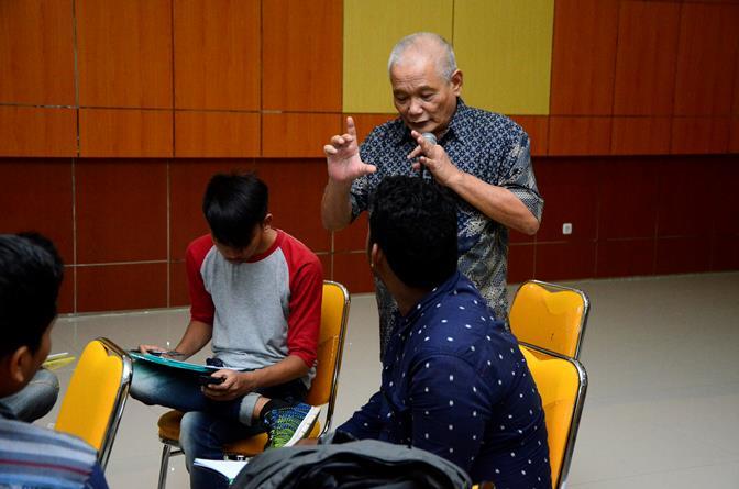 UNAS_Pelatihan Jurnalistik 17