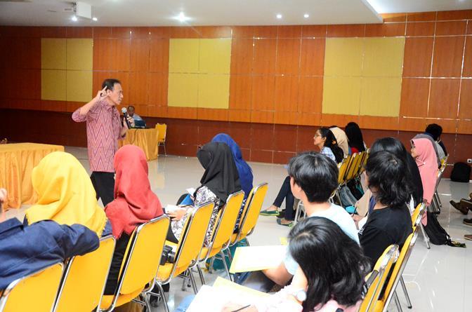 UNAS_Pelatihan Jurnalistik 3