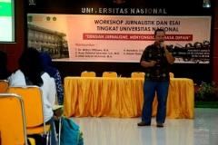 UNAS_Pelatihan Jurnalistik 7