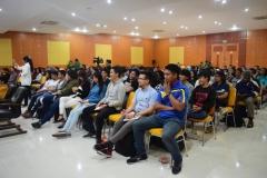 Unas_Suasana saat seminar