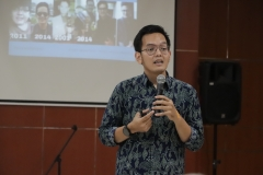 Rizki Emirdhani, S.Ip Founder Youth Power Indonesia