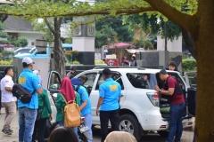 Pemeriksaan rutin BNN terhadap mahasiswa Universitas Nasional