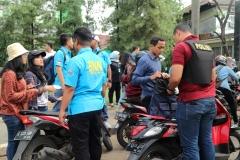 BNN DKI Jakarta melakukan pemeriksaan narkoba kepada mahasiswa Universitas Nasional