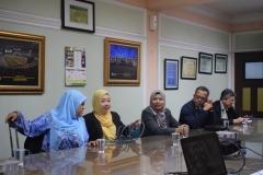 Universitas Nasional (UNAS) jajaki kerjasama dengan Universiti Sultan Zainal Abidin (UniSZA) Malaysia (1)