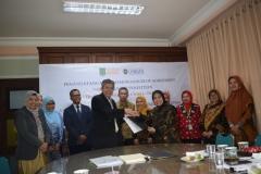 Universitas Nasional (UNAS) jajaki kerjasama dengan Universiti Sultan Zainal Abidin (UniSZA) Malaysia (4)