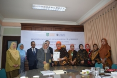 Universitas Nasional (UNAS) jajaki kerjasama dengan Universiti Sultan Zainal Abidin (UniSZA) Malaysia (5)
