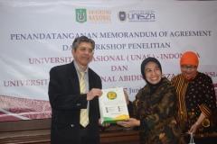 Universitas Nasional (UNAS) jajaki kerjasama dengan Universiti Sultan Zainal Abidin (UniSZA) Malaysia (7)