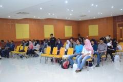 Audiens yang menghadiri pelatihan