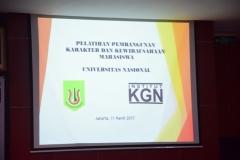 Institut KGN kerjasama dengan UNAS