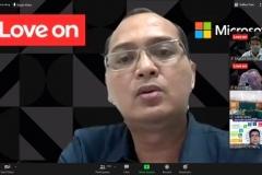 Pembukaan dari HR Lenovo, Arief Rahman