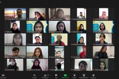 Para peserta Virtual Sales Expo 2021