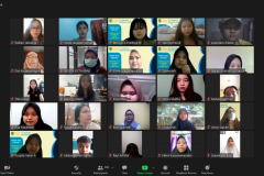 Para peserta Virtual Sales Expo 20218