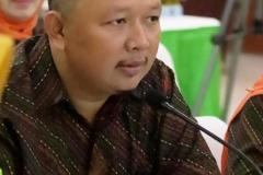 Sekretaris Prodi Ilmu Komunikasi Nursatyo, S.Sos., M.Si