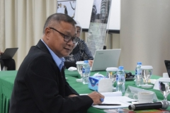 Wakil Direktur Pascasarjana dalam akreditasi