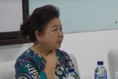 Asesor BAN-PT Elisa Christiana Budihartono, B.A. dari Universitas Kristen Petra