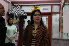 Asesor dari Sekolah Tinggi Pariwisata Pelita Harapan, Dr. A. Par. Amelda Pramezwary, St.Tr. Par., MM