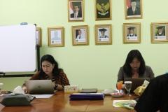 Asesor dari Sekolah Tinggi Pariwisata Pelita Harapan dan Uniersitas Kristen Setya Wacana