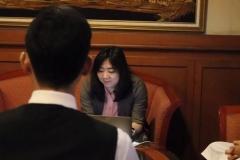 Rini Kartika Hudiono Asesor dari Universitas Kristen Satya Wacana