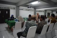 Proses Reakreditasi Sastra Indonesia 2