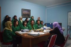 Tanya Jawab dengan Mahasiswa Sastra Indonesia