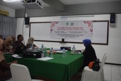 Visitasi Reakreditasi Prodi Sastra Indonesia