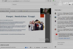 Materi presentasi dari Guru Besar Universitas Pendidikan Indonesia Prof. Dr. Cecep Dermawan, S.Pd., S.IP., S.H., M.H., M.Si.