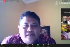 Dosen Prodi Ilmu Administrasi Publik Universitas Nasional Dr. Zulmasyur, M.Si.