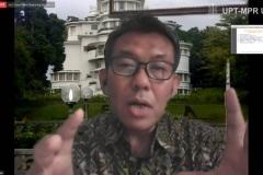 Guru Besar Universitas Pendidikan Indonesia Prof. Dr. Cecep Dermawan, S.Pd., S.IP., S.H., M.H., M.Si.