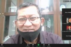 DekanFakultas Ekonomi dan Bisnis Dr. Suryono Efendi, S.E.,M.M.