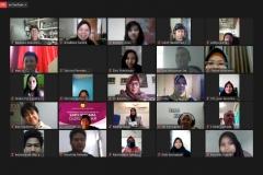 Para peserta yang hadir dalam webinar (3)