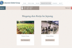 Sosialisasi Magang di Jepang Fakultas Pertanian Unas bekerja sama dengan PT. Jakaruta Global Grup