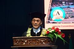Dr.Drs. El Amry Bermawi Putera, M.A (Rektor Unas)