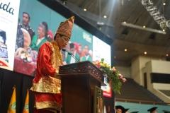 Laporan Ketua Panitia oleh Evert Haliman Haryanto