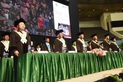 Para Guru besar Universitas Nasional