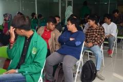 kemeriahan dan keceriaan para peserta workshop