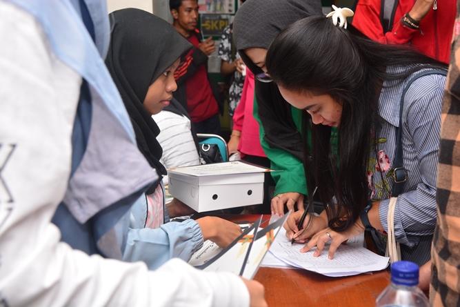registrasi acara workshop