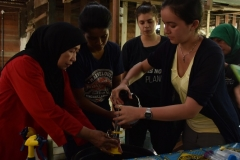 Workshop dan Penelitian bersama dengan Rutgers University, Amerika Serikat di stasiun Tuanan Kalimantan, 25 - 29 Januari 2019 (4)