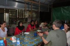 Workshop dan Penelitian bersama dengan Rutgers University, Amerika Serikat di stasiun Tuanan Kalimantan, 25 - 29 Januari 2019 (3)