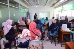 Workshop FTKI Training volunteer (Teacher in Service) 2