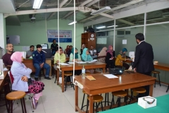 Workshop FTKI Training volunteer (Teacher in Service) 3